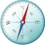Compass, Vastu Shastra