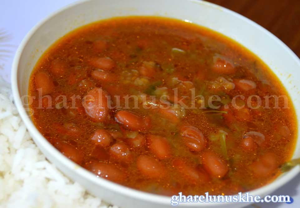 rajma recipe, राजमा रेसिपी