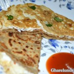 Egg paratha recipe in Hindi, Anda Paratha