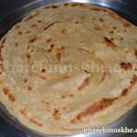 lacha paratha, लच्छा पराठा, laccha paratha recipe in Hindi