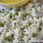 matar pulao recipe in hindi, मटर पुलाव