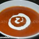 tomato soup, tamatar ka soup, टमाटर सूप
