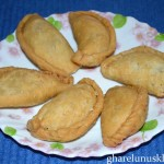 gujiya, recipe of gujiya, ghujiya kaise banaye, how to make gujiya, gujiya banane ki vidhi